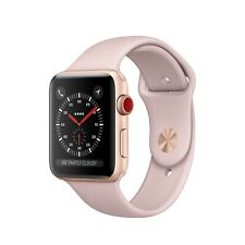 Apple Watch Series 3 - 38mm WIFI Cellular (unlocked) - Pink