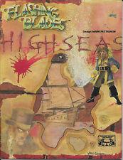 FLASHING BLADES HIGH SEAS expansion by Fantasy Games Unlimited FGU