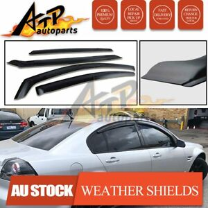 Weather Shields Window Visor for Holden Commodore VE VF 2006-2018 Weathershield