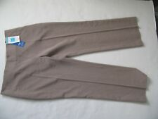 F Marks and Spencer Taille UK 14 Short Marron Fauve Pantalon BNWT Travail Bureau