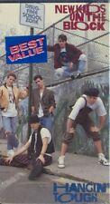 VHS - New Kids On The Block - Hangin' Tough