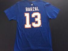 Mathew Barzal New York Islanders Jersey Shirt - Fanatics - Mens Size Large - NWT