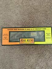 RAIL KING MTH 30-74100 Pennsylvania Box Car NEW!