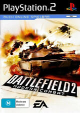 Battlefield 2 Modern Combat PS2 Game USED