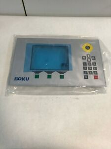 Boku Bedienpanel CS-MK ohne Elektronik / Diosna UNBENUTZT