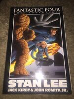 Fantastic Four Lost Adventures TPB Jack Kirby John Romita Jr. Stan Lee Marvel