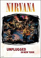 NIRVANA - MTV UNPLUGGED IN NEW YORK DVD ~ NTSC All Region ~ DAVE GROHL *NEW*
