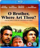O Frère, Où Art Thou? Blu-Ray (8293097)