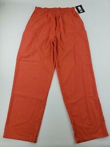 "NEW Dickies Peach Scrub Pants Size XL   Elastic Waist   30"" Inseam 50506"