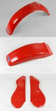 Maico 490cc 1981 UFO Plastic Kit Vintage Classic OEM Red