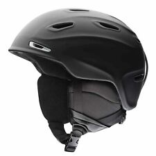 Smith Mens Aspect MIPS Ski Snow Helmet Matte Black Extra Large