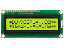 5V 16x2 1602 LCD Character Module Display w/Tutorial,HD44780,Bezel,Backlight