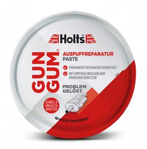 Holts Gun Gum Auspuff Reparatur Paste 200 g Asbestfrei Gasdicht Dichtmasse