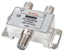 Konig 1-way tap 5 - 2400 MHz 6 dB 1-Way tap 6 dB suitable for satellite.