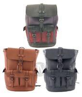 Coach Mens (F36811) Hudson Natural Leather Backpack Bag