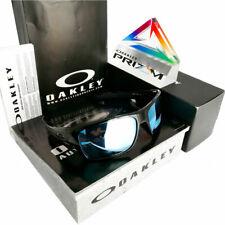 Oakley Turbine Sunglasses Polished Black PRIZM Deep H2O Polarized Made in USA