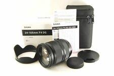 [EXCELLENT+++++] Sigma Lens AF 24-105mm F/4.0 DG HSM For SONY A