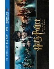 Harry Potter Hogwarts Collection 31 PC DVD BLURAY