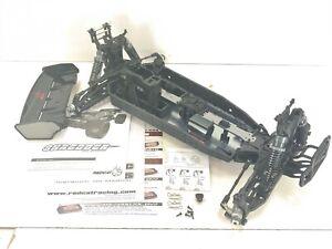 Read/Needs Drivetrain Work: New Redcat Shredder XT 1/6 Monster Buggy Slider Chas
