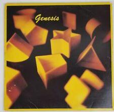 GENESIS Self Titled LP Atlantic 80116-1