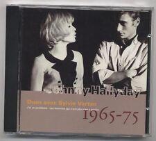 CD Johnny Hallyday - Duos avec Sylvie Vartan - Collect guitare RARE