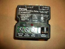 Furnas Current Sensitive Relay  97AMF0207    250VAC  2.5AMP