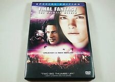 Final Fantasy: The Spirits Within DVD 2-Disc Special Edition Ming-Na
