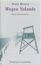 AZ* VFG WINTER : WEGEN YOLANDE    EINE SPURENSUCHE