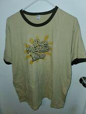 Vintage Dave Matthews Band Tshirt 2XL