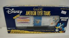 AMERICAN # 648351 = DISNEY DONALD  &  DAISY BOX CAR  BOXED