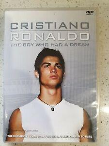 Cristiano Ronaldo The Boy Who Had A Dream - DVD