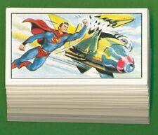 1967 / 1972 Superman Set of 50 - Primrose Confectionery High Grade