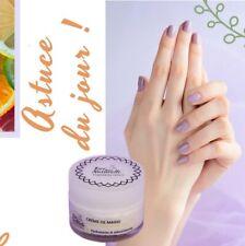Crème de mains à l'huile d'Argan bio et Citron 50ml