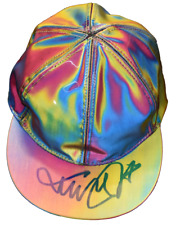 MICHAEL J FOX SIGNED BACK TO THE FUTURE HAT AUTHENTIC AUTOGRAPH BECKETT COA B