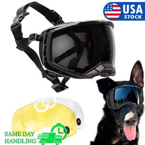 New Version Pet Dog Goggles Waterproof Windproof K9 eye wear Police Military