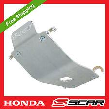 SKID GLIDE PLATE HONDA CRF 250 CRF250R 04-09 2004 2005 2006 2007 2008 2009 SCAR