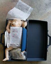 LAERDAL ACLS BLS RESUSCI BABY CPR INFANT MANIKIN SKILLGUIDE
