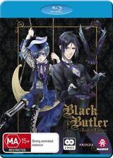 Black Butler: Book Of Circus Season 3 Blu-ray, NEW & SEALED, AUSTRALIAN REG B,