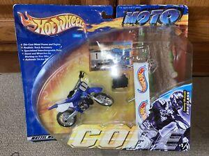 Hot Wheels Core Moto (motocross) Jeremy McGrath Chaparral Yamaha #28897