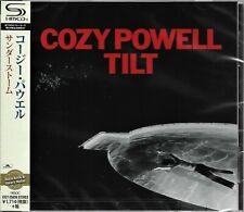 COZY POWELL TILT JAPAN 2016 RMST SHM CD - RAINBOW WHITESNAKE - BRAND NEW/SEALED!