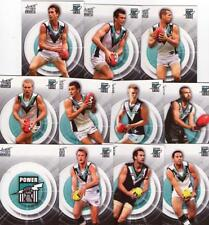 2011 AFL select INFINITY COMMON TEAM SET PORT POWER 11