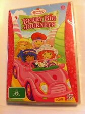 Strawberry Shortcake: Berry Big Journeys Region4 DVD - NEW