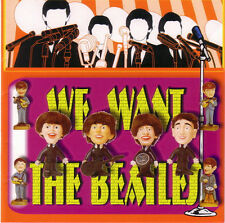 WE WANT THE BEATLES - FLABBY ROAD Vol. 5 & 6 - 2CD