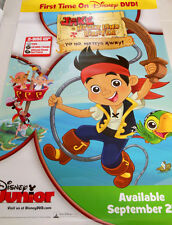 Jack and the neverland Pirates Movie Poster