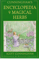 Cunningham Encyclopedia of Magical Herbs NEW Book Revised Updated S. Cunningham