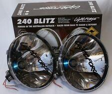 LIGHTFORCE 240 BLITZ 70W HID SPOT DRIVING LIGHT KIT + WIRING LOOM