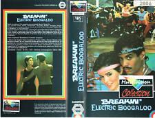 BREAKIN' ELECTRIC BOOGALOO (1984) VHS