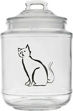 Chelsea Petaja Cat Treat Jar (The Cats Meow) (The Fur-Legged Collection) **NEW**