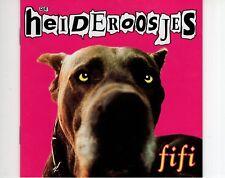 CD DE HEIDEROOSJES fifi EX+  (R1767)
