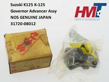 Genuine Suzuki K125 K-125 Governor Timing Advancer Assy 31720-08012 NOS JAPAN